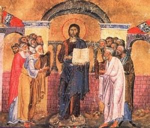 Canonul Indictionului - începutul Anului Nou (1 septembrie)